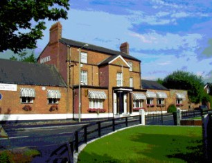 The Dodington Lodge Hotel Whitchurch