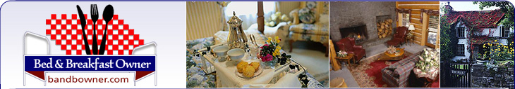 Supporting Owners and Operators of Bed & Breakfast, Independant Hotels and Guesthouse Accomodation based in the UK